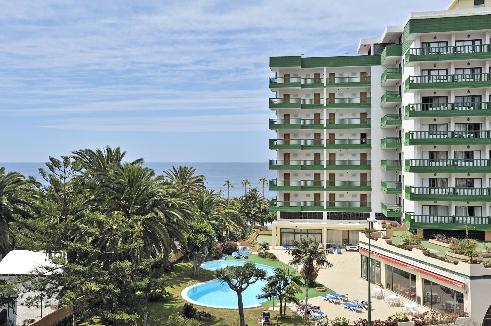 Sol puerto playa hotel puerto de la cruz tenerife - Hotel sol puerto de la cruz ...